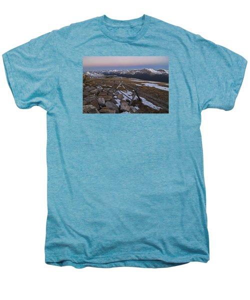 Never Summer Range Men's Premium T-Shirt