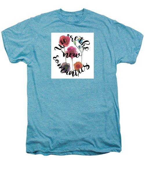 New Romantics Men's Premium T-Shirt by Patricia Abreu