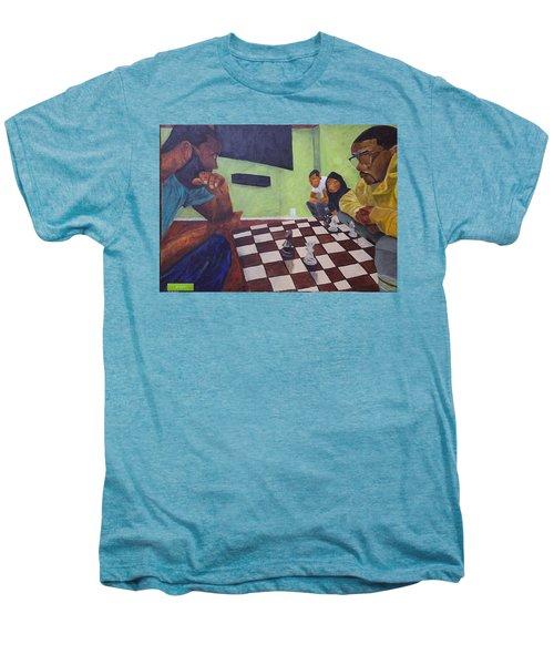 A Game Of Chess Men's Premium T-Shirt