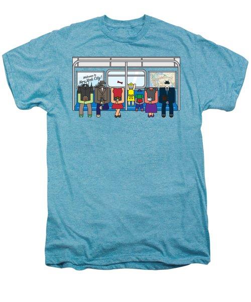 Subway Series Men's Premium T-Shirt