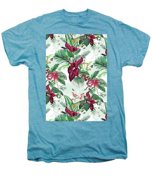 Nicaragua Men's Premium T-Shirt by Jacqueline Colley