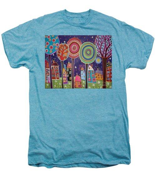 Night Village Men's Premium T-Shirt