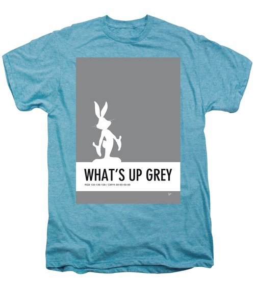 No06 My Minimal Color Code Poster Bugs Men's Premium T-Shirt