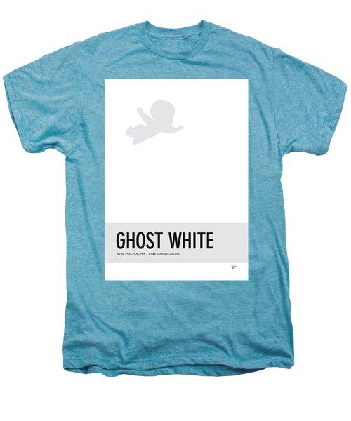 No09 My Minimal Color Code Poster Casper Men's Premium T-Shirt