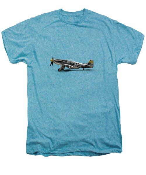 North American P-51 Mustang Men's Premium T-Shirt