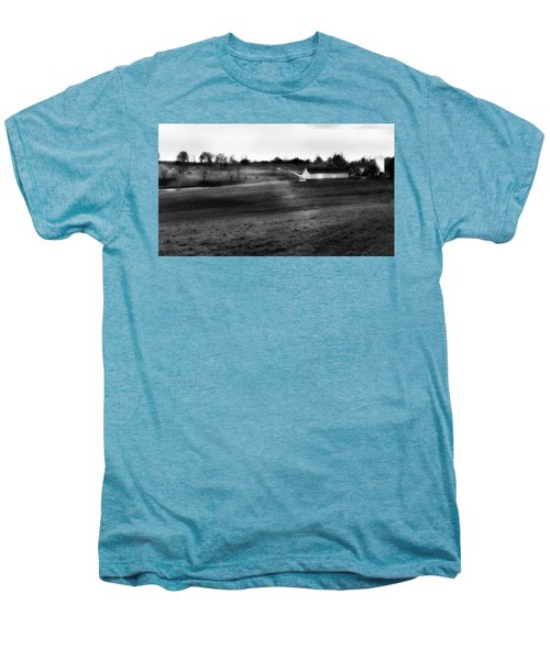 Men's Premium T-Shirt featuring the photograph Northfield 2016 by Bill Wakeley