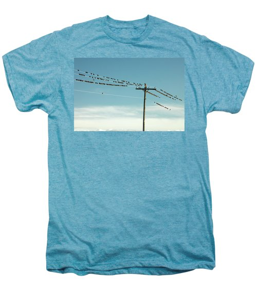 Not Like The Others Men's Premium T-Shirt by Todd Klassy