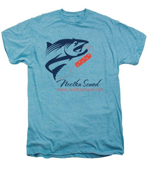 Ns Logo #3 Men's Premium T-Shirt by Nootka Sound
