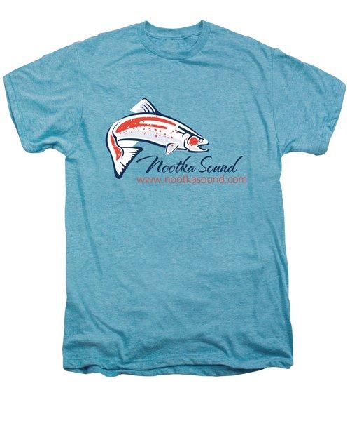 Ns Logo #4 Men's Premium T-Shirt by Nootka Sound