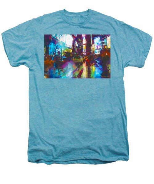 Nyc Canyon Men's Premium T-Shirt