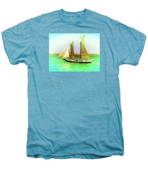 Nyc Sailing Men's Premium T-Shirt