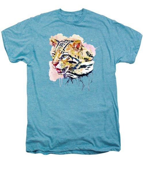 Ocelot Head Men's Premium T-Shirt