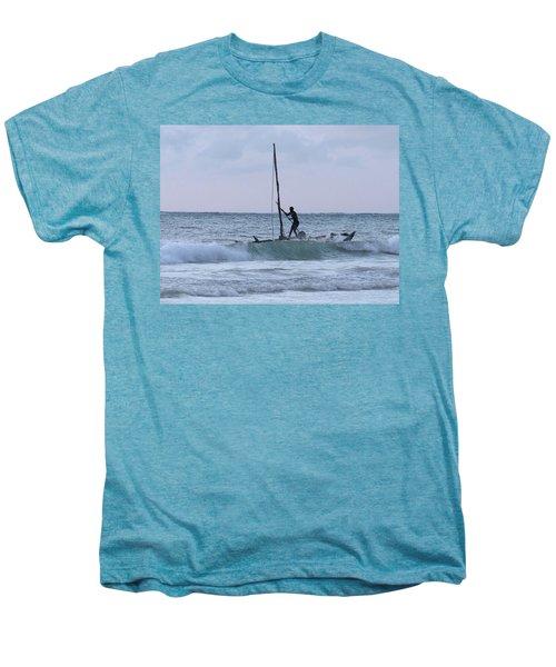 Off Fishing Men's Premium T-Shirt