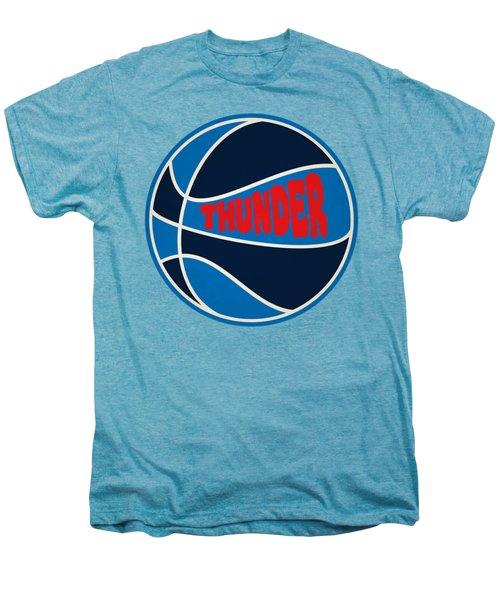 Oklahoma City Thunder Retro Shirt Men's Premium T-Shirt