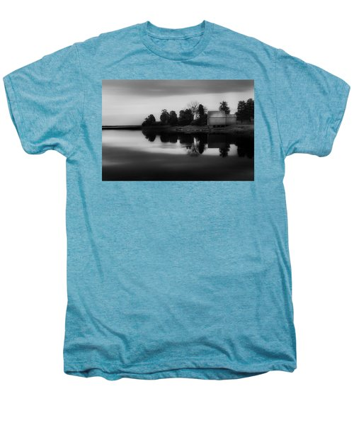 Men's Premium T-Shirt featuring the photograph Old Cape Cod by Bill Wakeley