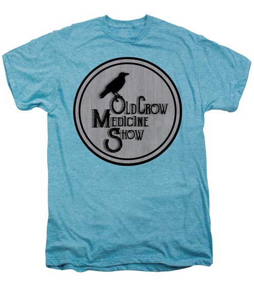 Old Crow Medicine Show Sign Men's Premium T-Shirt by Little Bunny Sunshine