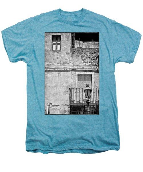 Old House In Taormina Sicily Men's Premium T-Shirt