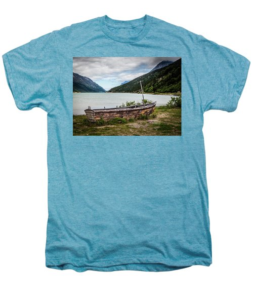 Old Sailboat Men's Premium T-Shirt
