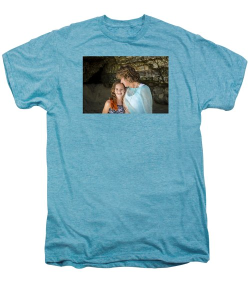 Olivia And Toni Men's Premium T-Shirt by Alex Lapidus