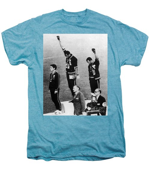 Olympic Games, 1968 - To License For Professional Use Visit Granger.com Men's Premium T-Shirt