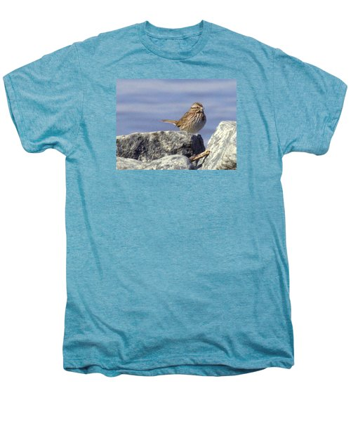 On The Rocks Men's Premium T-Shirt