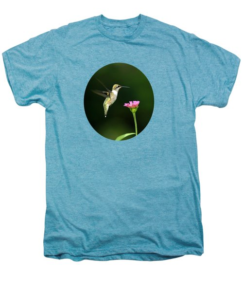 One Hummingbird Men's Premium T-Shirt