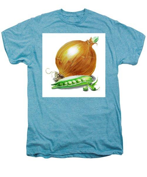 Onion And Peas Men's Premium T-Shirt