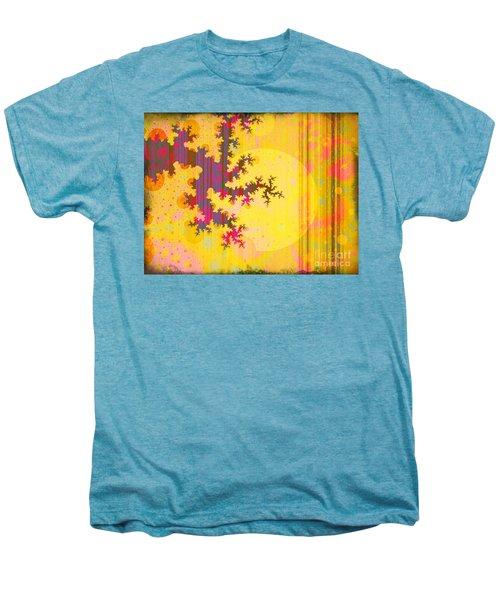 Oriental Moon Behind My Courtain Men's Premium T-Shirt