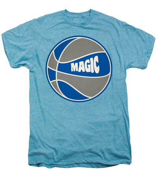 Orlando Magic Retro Shirt Men's Premium T-Shirt by Joe Hamilton