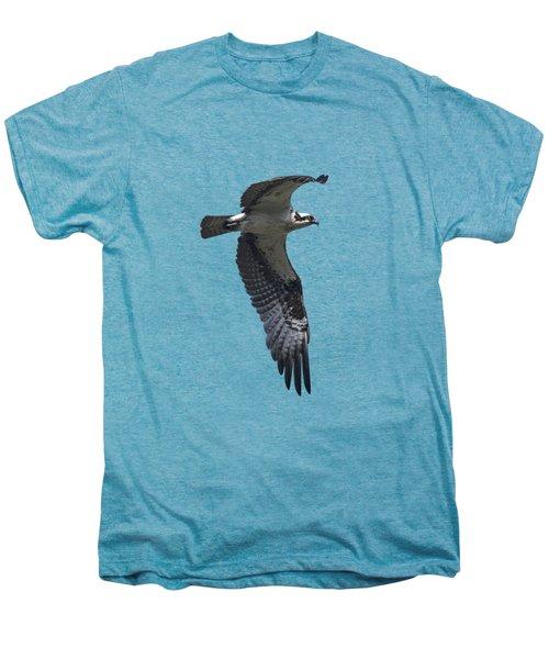 Osprey In Flight 2 Men's Premium T-Shirt