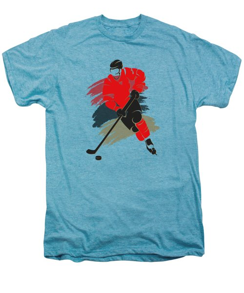 Ottawa Senators Player Shirt Men's Premium T-Shirt by Joe Hamilton