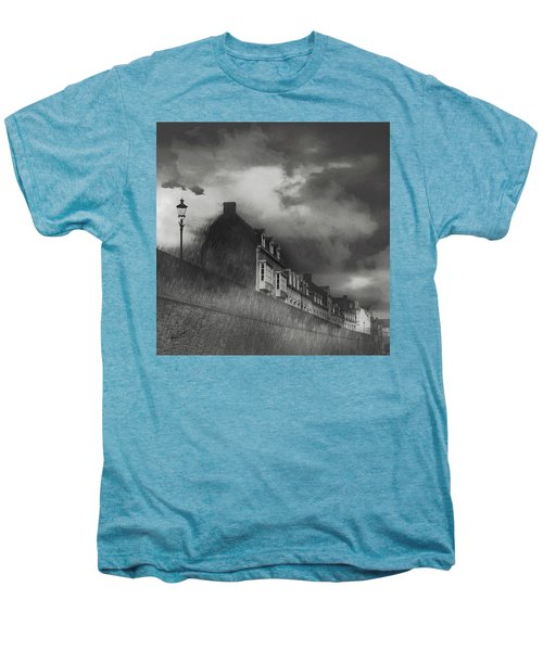Our Lady Wall Maastricht Men's Premium T-Shirt by Nop Briex