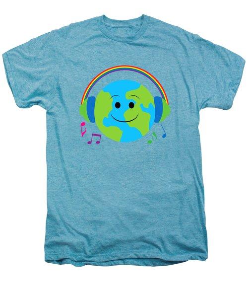Our Musical World Men's Premium T-Shirt