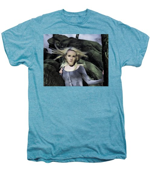 Out Of The Shadows Men's Premium T-Shirt