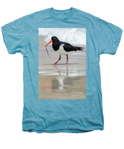Oystercatcher 03 Men's Premium T-Shirt