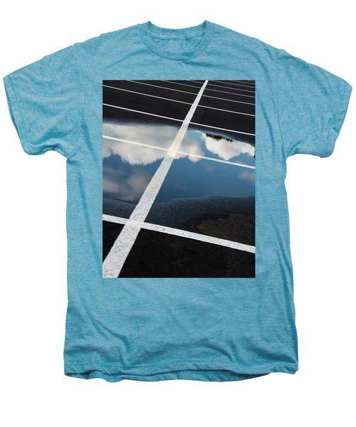 Parking Spaces For Clouds Men's Premium T-Shirt