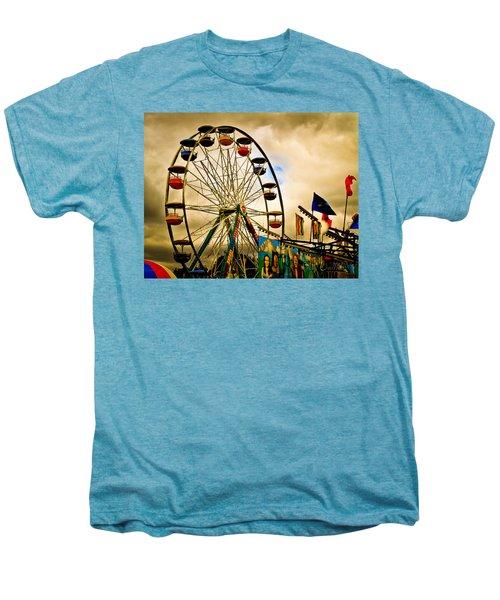 Patch Of Blue Men's Premium T-Shirt