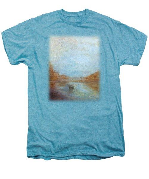Peaceful Pond Men's Premium T-Shirt