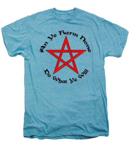 Pentagram Men's Premium T-Shirt