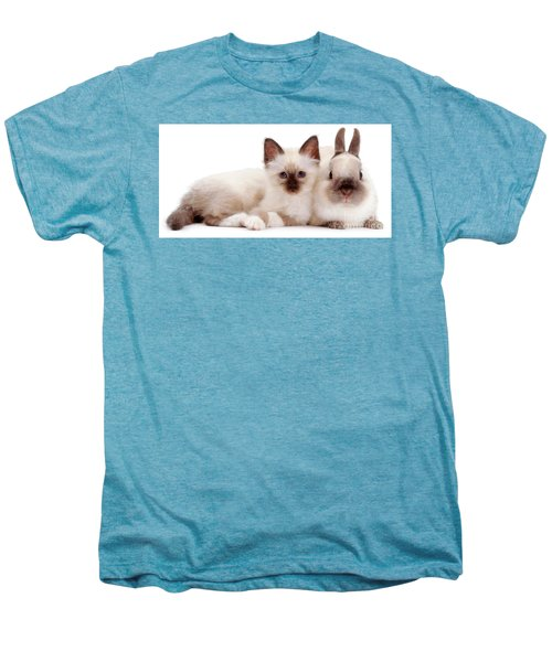Perfectly Paired Pals Men's Premium T-Shirt