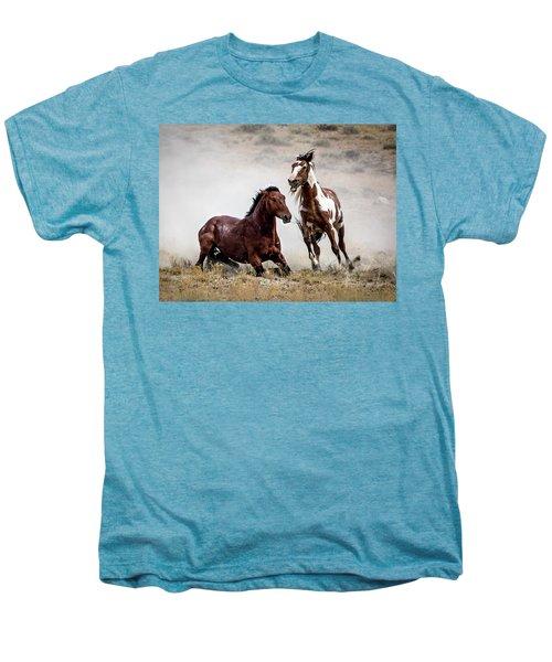 Picasso - Wild Stallion Battle Men's Premium T-Shirt