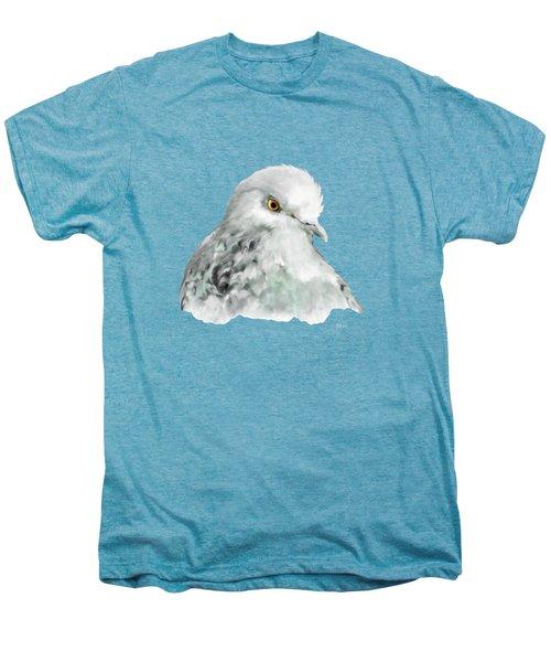 Pigeon Men's Premium T-Shirt by Bamalam  Photography