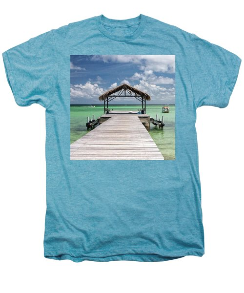 Pigeon Point, Tobago#pigeonpoint Men's Premium T-Shirt