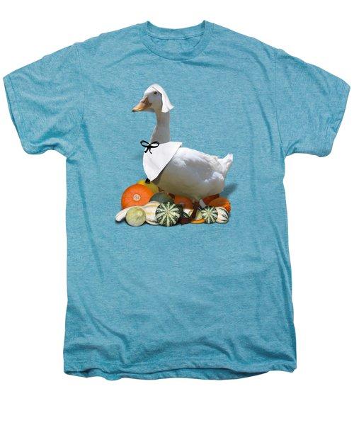 Pilgrim Duck Men's Premium T-Shirt