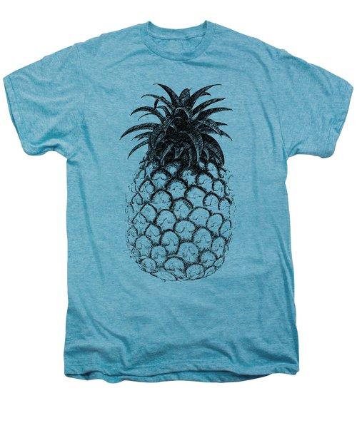 Pineapple Men's Premium T-Shirt by Birgitta