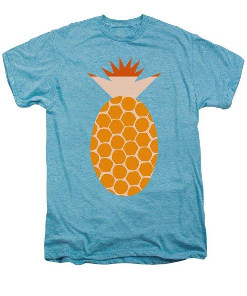 Pineapple Men's Premium T-Shirt by Frank Tschakert