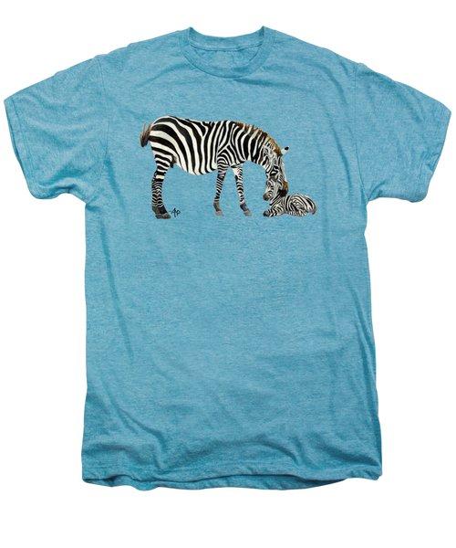 Plains Zebras Men's Premium T-Shirt