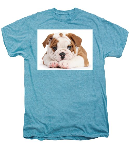 Po-faced Bulldog Men's Premium T-Shirt