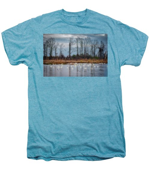 Pocosin Lakes Nwr Men's Premium T-Shirt