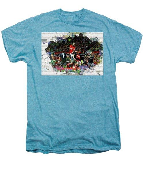 Pogba Street Art Men's Premium T-Shirt